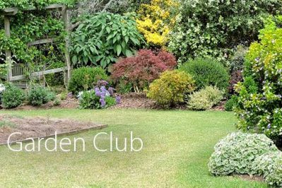 2018 Open Garden Dates: 19th, 20th, 21st October